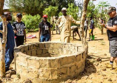 Brunnenbau-Projekt